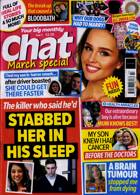 Chat Monthly Magazine Issue MAR 21