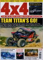 4 X 4 Magazine Issue MAR 21