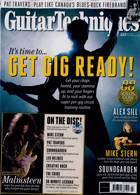 Guitar Techniques Magazine Issue JUL 21