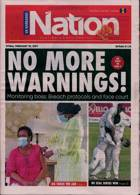 Barbados Nation Magazine Issue 18/02/2021