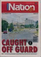 Barbados Nation Magazine Issue 25/02/2021
