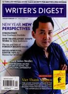 Writers Digest Magazine Issue 01