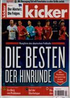 Kicker Montag Magazine Issue NO 4