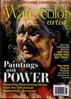 Watercolor Artist Magazine Issue SPRING 21