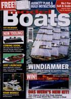 Model Boats Magazine Issue MAR 21