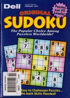Original Sudoku Magazine Issue FEB 21