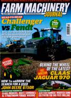 Farm Machinery Journal Magazine Issue MAR 21