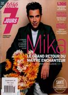 Tele 7 Jours Magazine Issue NO 3173