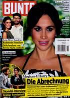 Bunte Illustrierte Magazine Issue NO 11