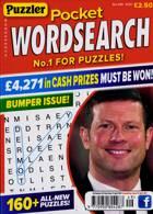 Puzzler Pocket Wordsearch Magazine Issue NO 449
