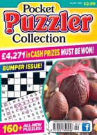 Puzzler Pocket Puzzler Coll Magazine Issue NO 104