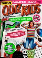 Puzzler Quiz Kids Magazine Issue NO 147