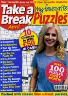 Tab My Favourite Puzzles Magazine Issue APR 21