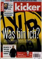 Kicker Montag Magazine Issue NO 7