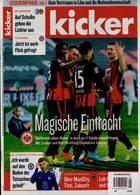 Kicker Montag Magazine Issue NO 8