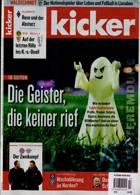 Kicker Montag Magazine Issue NO 10