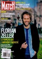 Paris Match Magazine Issue NO 3751