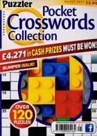 Puzzler Q Pock Crosswords Magazine Issue NO 221