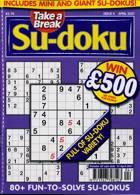 Take A Break Sudoku Magazine Issue NO 4