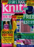 Knit Now Magazine Issue NO 128