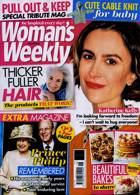 Womans Weekly Magazine Issue 04/05/2021