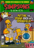 Simpsons The Comic Magazine Issue NO 37