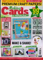 Making Cards Magazine Issue MAY-JUN