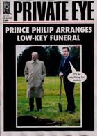 Private Eye  Magazine Issue NO 1545