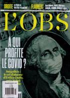 L Obs Magazine Issue NO 2937
