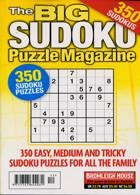 Big Sudoku Puzzle Magazine Issue NO 112