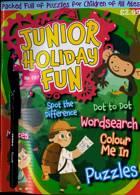Junior Holiday Fun Magazine Issue NO 287