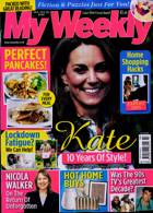 My Weekly Magazine Issue 20/02/2021