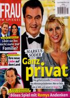 Frau Im Spiegel Weekly Magazine Issue NO 7