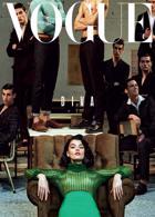 Vogue Portugal - Diva  Magazine Issue GreenWoman
