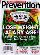 Prevention Magazine Issue FEB 21