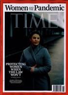 Time Magazine  Magazine Issue 15/03/2021