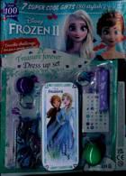 Frozen Magazine Issue NO 107