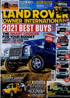 Land Rover Owner Magazine Issue APR 21