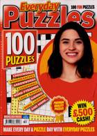 Everyday Puzzles Magazine Issue N142