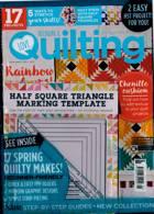 Love Patchwork Quilting Magazine Issue NO 95