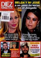 Diez Minutos Magazine Issue NO 3626
