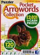 Puzzler Q Pock Arrowords C Magazine Issue NO 148