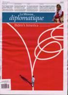 Le Monde Diplomatique English Magazine Issue NO 2102