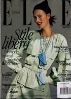 Elle Italian Magazine Issue NO 03-04
