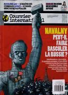 Courrier International Magazine Issue 80