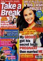 Take A Break Magazine Issue NO 8