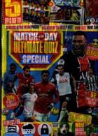 Motd Special Magazine Issue QUIZ SP 21