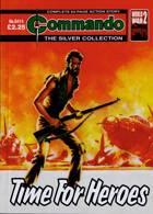 Commando Silver Collection Magazine Issue NO5414