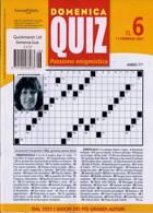 Domenica Quiz Magazine Issue NO 6