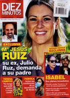 Diez Minutos Magazine Issue 24